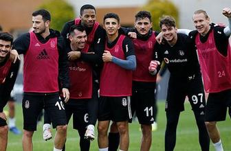 Beşiktaş ikinci devreden umutlu