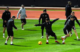 Beşiktaş'a hava muhalefeti engeli