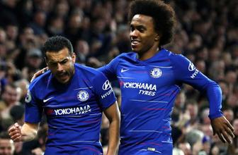 Chelsea küme düşme mücadelesi veren Newcastle'a acımadı