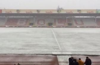 Boluspor-Galatasaray maçı ertelenebilir