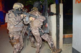 Adana merkezli 3 ilde PKK operasyonu: 7 gözaltı