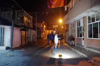 İzmir'de iki grup arasında tartışma: 1 ölü