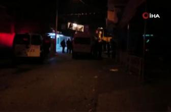 İzmir'de iki grup arasında kavga: 1 ölü