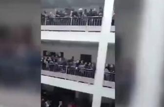 Okuldaki tacizi protesto eden öğrencilere skandal ceza! Hak ettikleri halde...