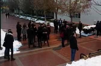 Üniversitede dehşet: Hukuk öğrencisi, araştırma görevlisini öldürdü!