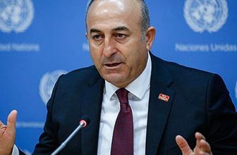 Bakan Çavuşoğlu'ndan Yunanistan'a 'şımarık çocuk' uyarısı!