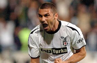 Burak Yılmaz 11 yıl sonra yeniden Beşiktaş'ta!