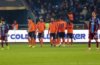 Trabzonspor Başakşehir maçı golleri ve geniş özeti