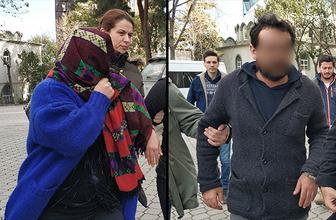 Cinsel ilişki tuzaklı gasba 2 tutuklama!
