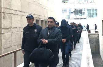 Bursa merkezli 18 ilde FETÖ operasyonu! 20 Asker adliyeye sevk edildi