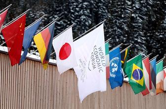 Ekonominin zirvesi Davos'ta karamsar hava hakim