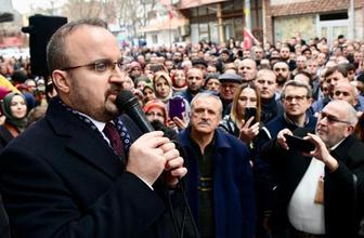 Bülent Turan: İYİ Parti 31 Mart'tan sonra dökülmeye başlayacak