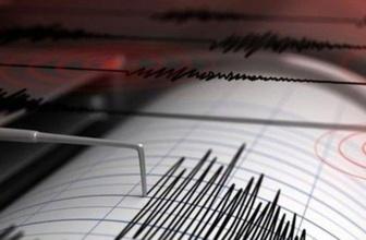 Son depremler Ege'de iki il peş peşe sallandı