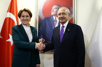 Çok konuşulacak iddia! CHP İYİ Parti'yi oyuna mı getirdi?