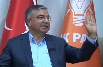 AK Partili İsmet Yılmaz: Oyunuz kıyamet günü beraat belgeniz olacak