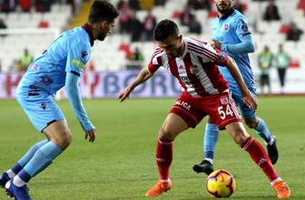 Sivasspor Trabzonspor maçı golleri ve geniş özeti