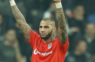 Quaresma Beşiktaş'a veda ediyor