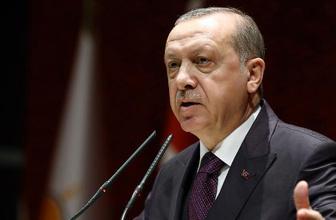 Erdoğan'dan operasyon sinyali: Çok yakında huzura kavuşacak