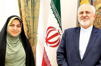 Sünni kökenli kadın büyükelçiyle fotoğraf çektirdi İran karıştı