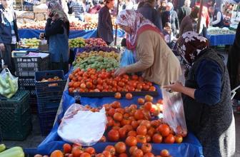 Hortum etkisi! Halde bile en ucuz domates 4 lira