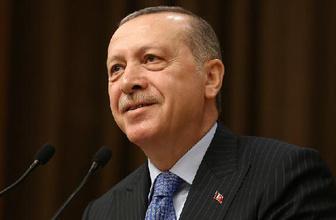 Cumhurbaşkanı Erdoğan müjdeleri peş peşe sıraladı