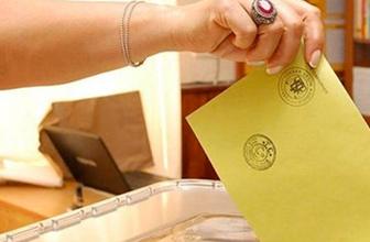 Yerel seçimlerde kaç oy kullanılacak neye oy verilecek?