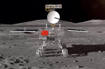 Çin uzay aracı Ay'ın karanlık yüzüne başarı ile iniş yaptı