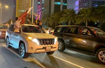 Katar ablukayı 4 golle aştı finale yükseldi