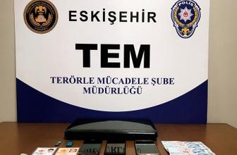 3 yıldır firari olan FETÖ'cü çift Eskişehir'de hücre evinde yakalandı