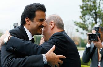 Katar Türkiye'nin kasasını doldurdu!