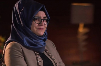 BM Özel Raportörü Kaşıkçı'nın nişanlısı ile görüştü