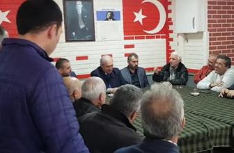 Hasan Akgün'e CHP'li vatandaştan şok!