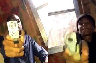 Snapchat'te silahlarla oynayan iki genç feci şekilde öldü