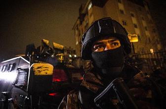 Ankara'da dev operasyon! Bin polis katıldı