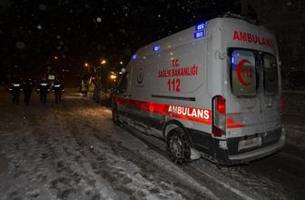 Ankara'da dağda kalan 7 kişi kurtarıldı