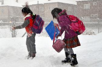 Samsun'da okullar tatil mi 7 Ocak valilik tatil açıklaması