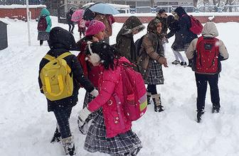 Düzce'de okullar tatil mi 8 Ocak valilik yeni duyurdu