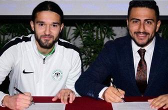 Atiker Konyaspor Leonard Zuta'yı transfer etti
