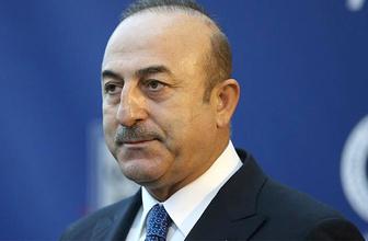 Bakan Mevlüt Çavuşoğlu'dan flaş açıklamalar 'Erdoğan Rusya'ya gidecek'