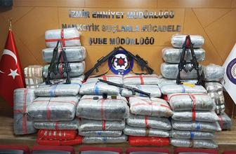 Jandarma komutanı 1 ton uyuşturucuyla yakalandı