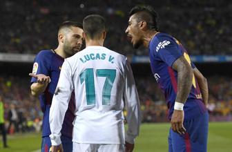 İspanya Kral Kupası yarı finali El Clasico'ya sahne olacak
