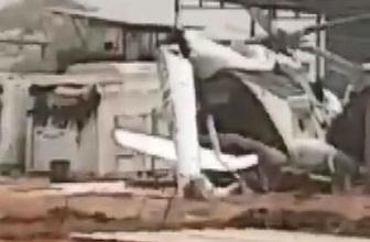 Sudan'da askeri helikopter BM üssüne düştü! Ölü ve yaralılar var
