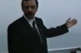 Erdoğan 24 yıl önce Taksim Camisi'nden böyle bahsetmişti