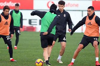 Beşiktaş hız kesmeden Yeni Malatyaspor hazırlıklarına başladı