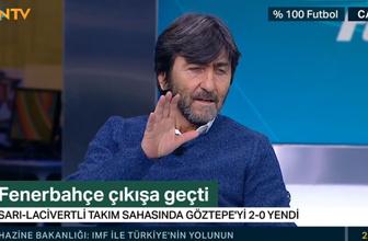 Rıdvan Dilmen Fenerli yıldızı eleştirdi: Ekmeğini yedin doğru değil