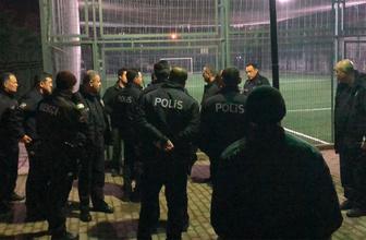 Bursa'da esnafla mahalleli birbirine girdi, silahlar konuştu!