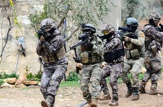 İçişleri Bakanlığı açıkladı! 50 terörist etkisiz hale getirildi