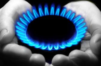 Kütahya'da doğalgaz borcu mesajı sokağa döktü