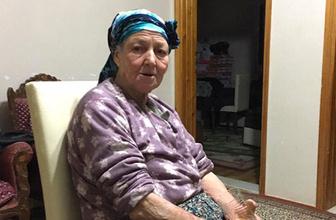 Yaşlı kadının feci ölümü! Torunu tarafından ezilerek can verdi