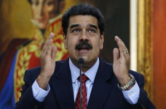 Maduro Trump'ın başlattığı savaşın nedenini açıkladı petrol